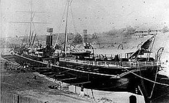 The SS Waroonga