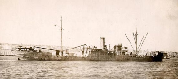 SS Empire Howard
