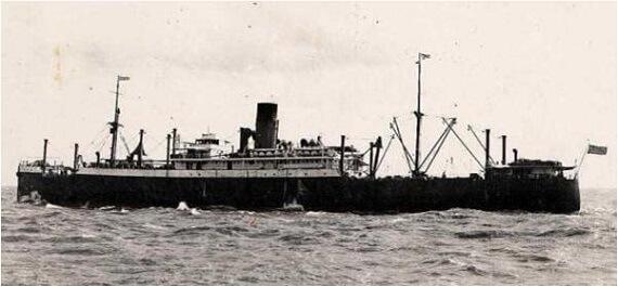 The SS Nariva