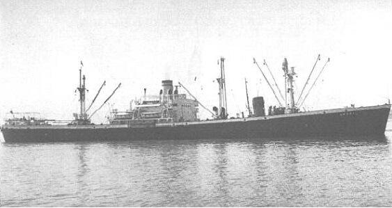 SS Byron Darnton