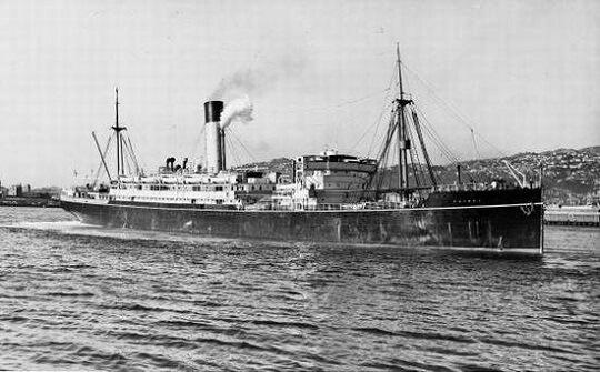 SS Empire Trader