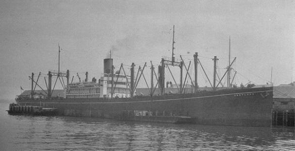 SS Greylock