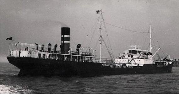 SS British Grenadier