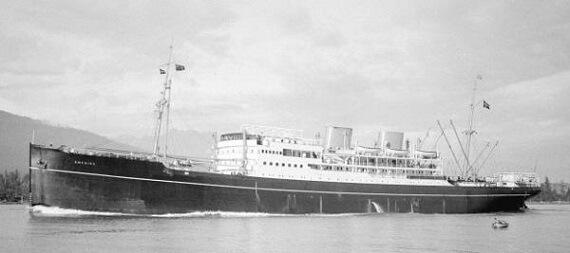 SS Amerika