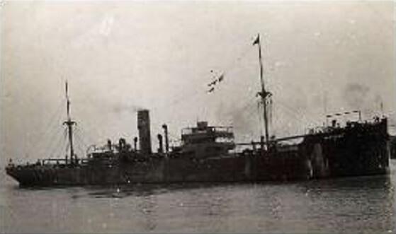 SS Antigone