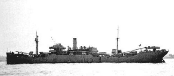 SS Keystone