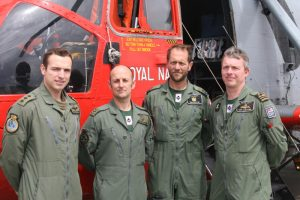 crew that assisted Andriette Skill Gallantry Awards 2012