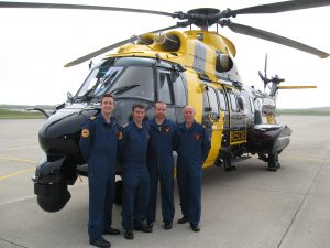 Bond Offshore helicopters Aberdeen Skill Gallantry Awards 2013