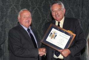 Honorary Agent John Wason Skill Gallantry Awards 2015
