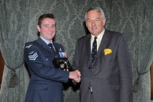 Dan-Allanson-with-Admiral-Sir-Jonathon-Band-Skill-Gallantry-Awards-2015