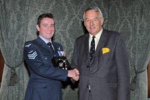 Dan-Allanson-with-Admiral-Sir-Jonathon-Band-Skill-Gallantry-Awards-2015