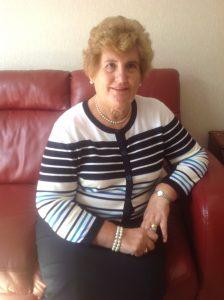 Honorary Agent Christine Simpson Skill Gallantry Awards 2013