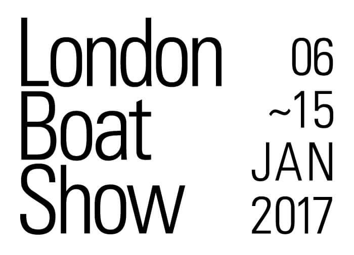 London Boat Show 2017