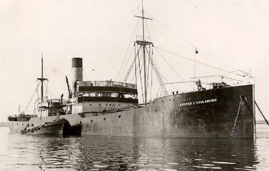 SS George Goulantris