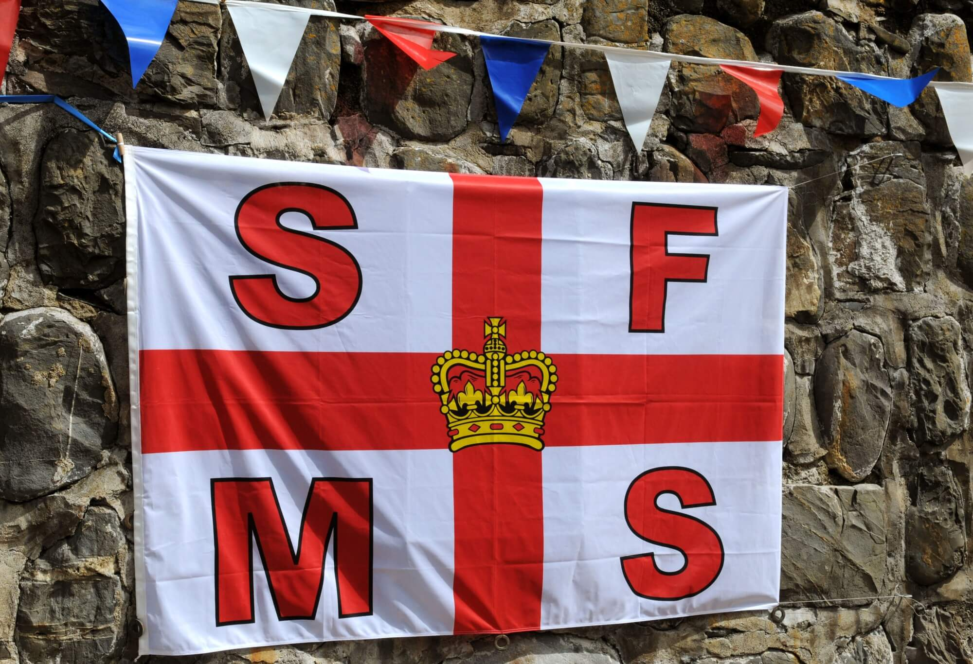 Shipwrecked Mariners Society Charity Events Flag