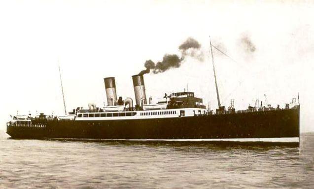 SS Amsterdam
