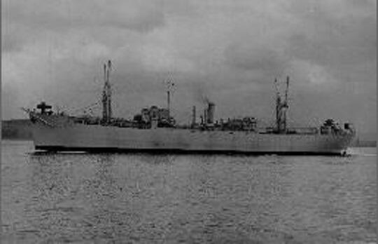 SS Empire Florizel