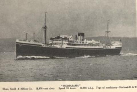 MV Waimarama