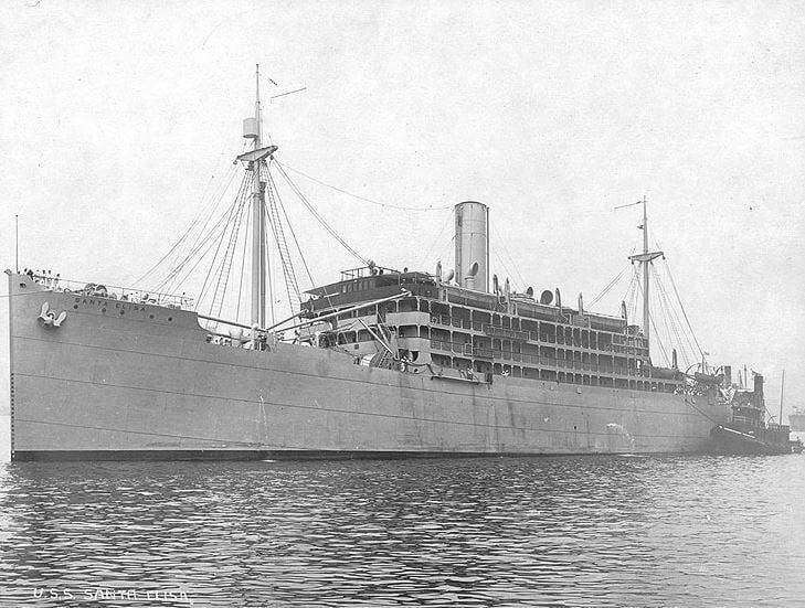 USS Santa Elisa