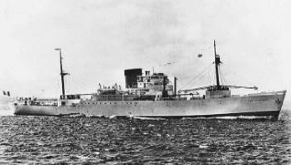 MV Fort Richepanse