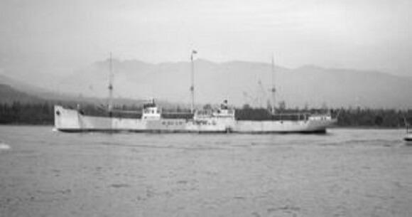 MV Sally Maersk