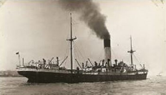SS Agapenor