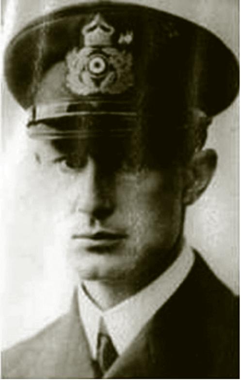 Kapitänleutnant Alfred von Glasenapp