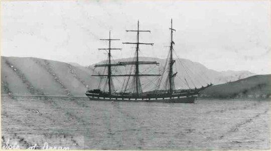 SV Isle of Arran