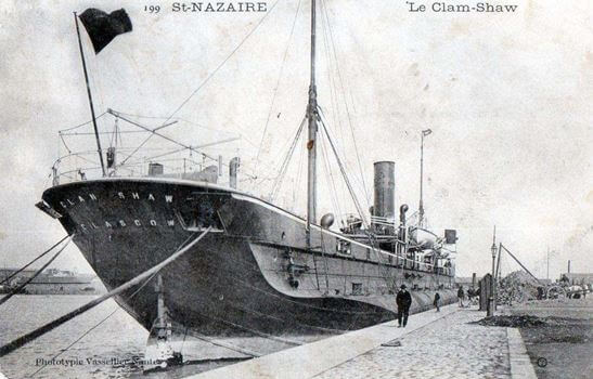 SS Clan Shaw