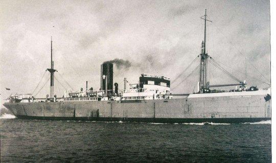 SS Corsican Prince