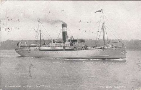 SS Princess Alberta