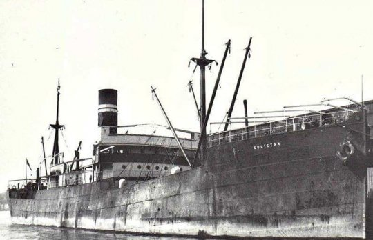 SS Tritonia