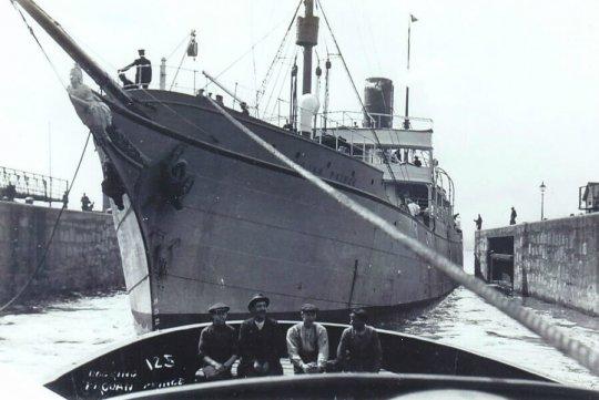 SS Trojan Prince
