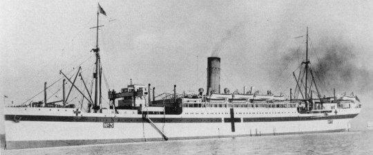 SS Drina
