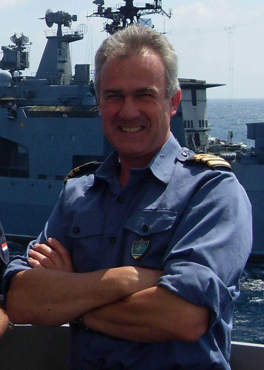 Martin Ewence OBE