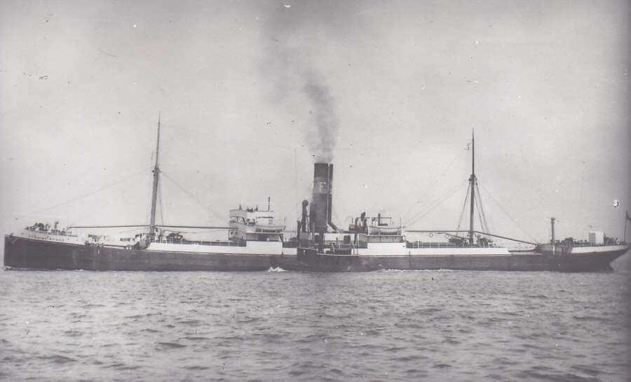 SS Darius