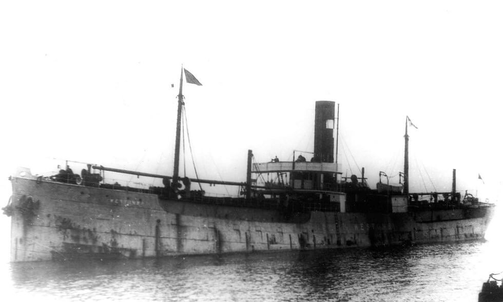 SS Westonby