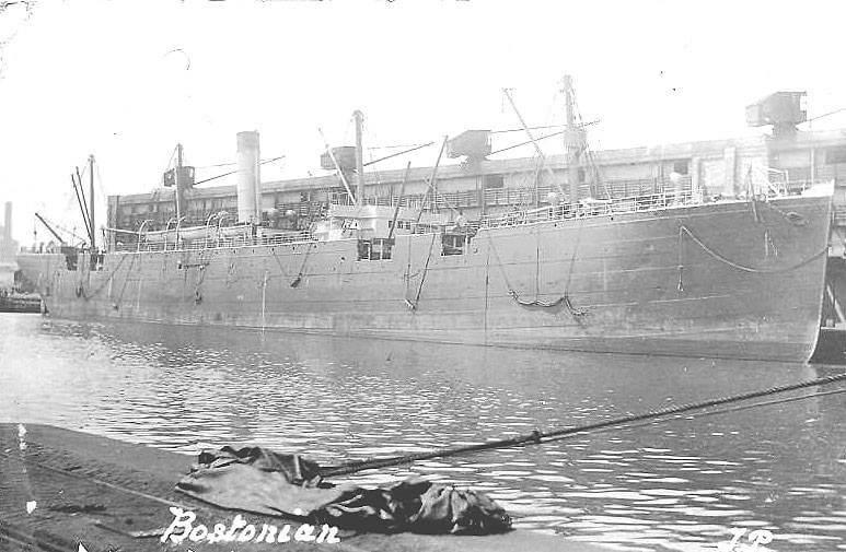 SS Bostonian