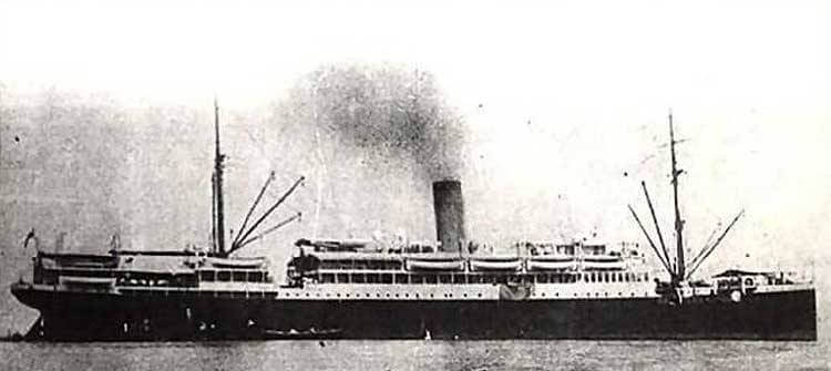 SS Apapa